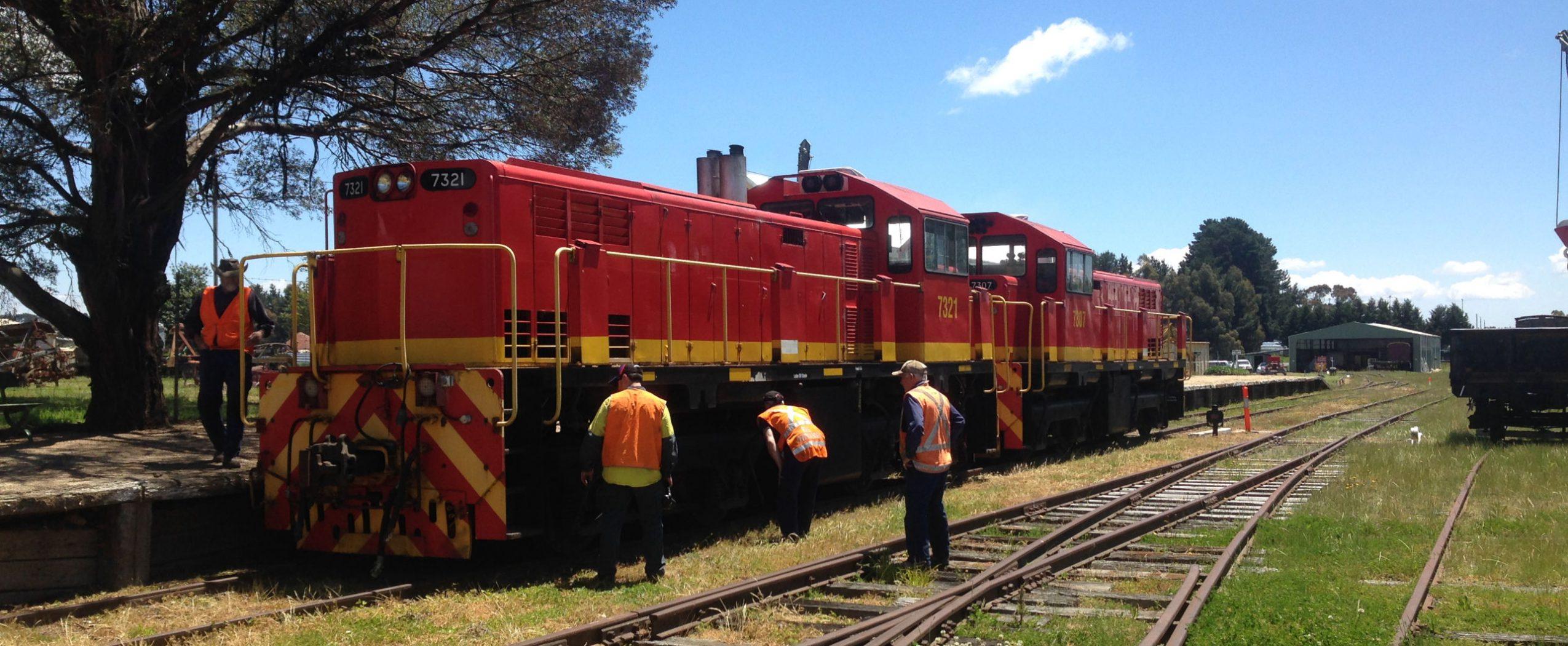 Home Oberon Tarana Heritage Railway 5