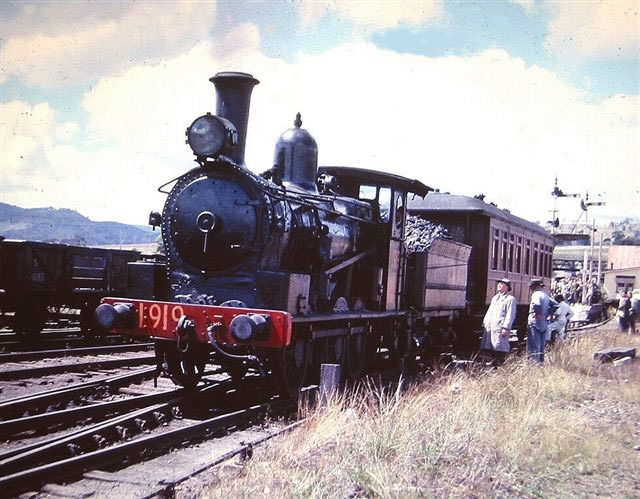Dr John Kramer Collection Oberon Tarana Heritage Railway 1