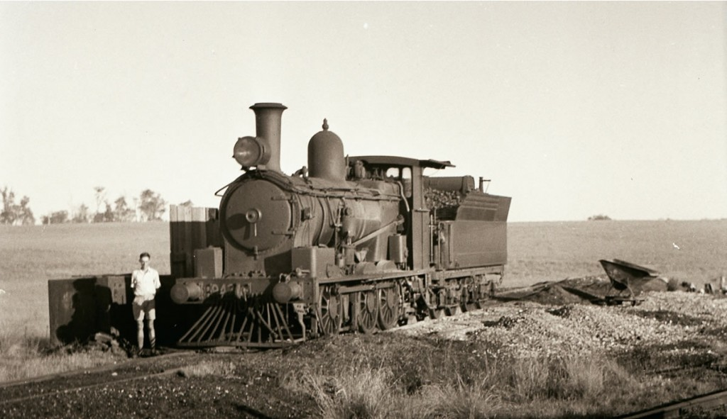Ron Preston Collection Oberon Tarana Heritage Railway 21