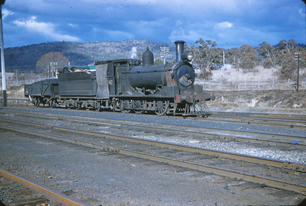 Ron Preston Collection Oberon Tarana Heritage Railway 14