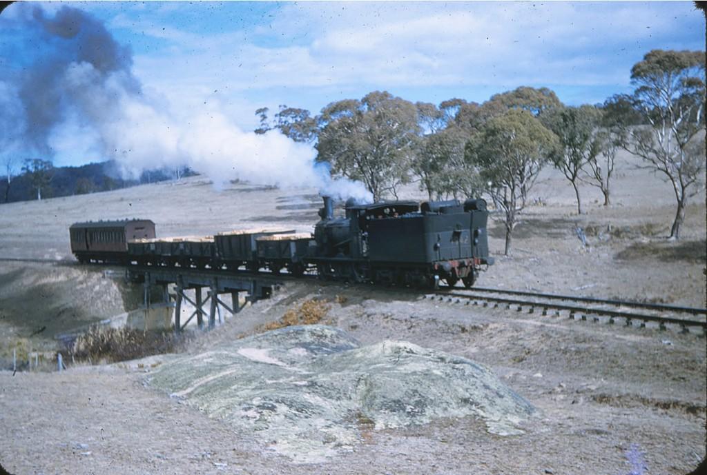 Ron Preston Collection Oberon Tarana Heritage Railway 17