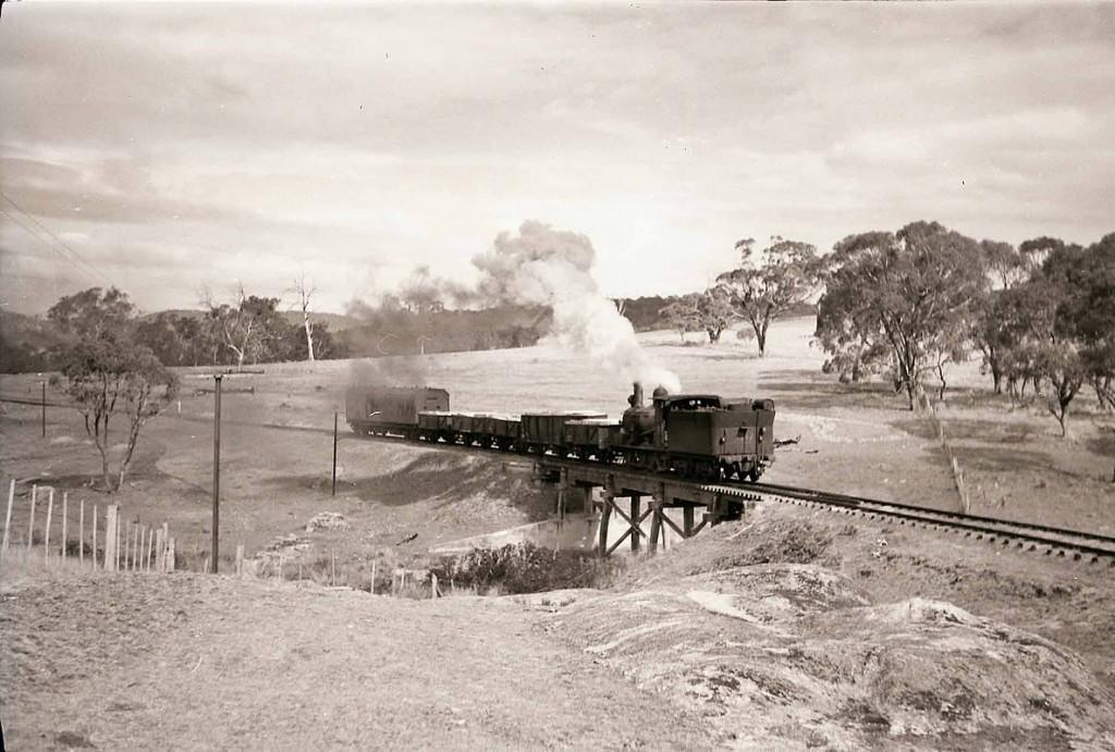 Ron Preston Collection Oberon Tarana Heritage Railway 16