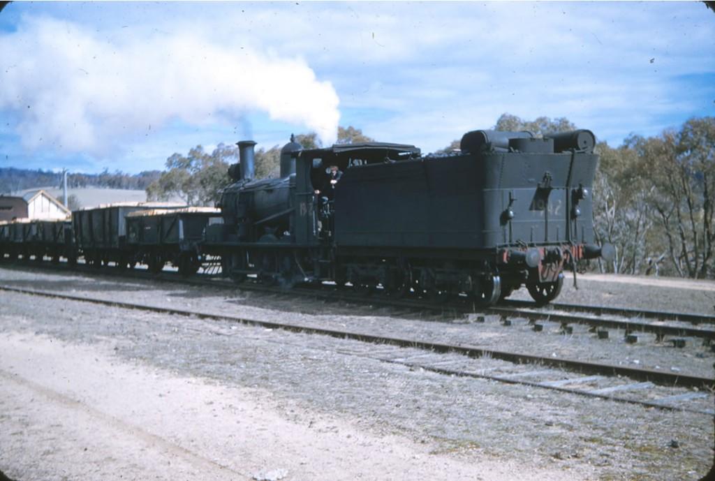 Ron Preston Collection Oberon Tarana Heritage Railway 18
