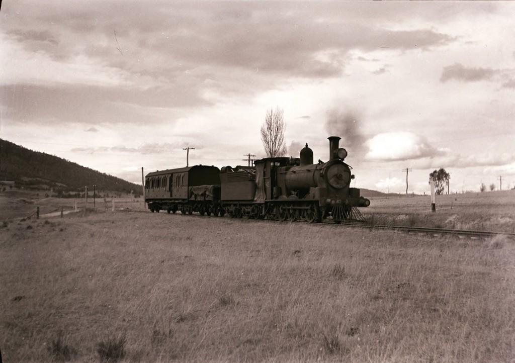 Ron Preston Collection Oberon Tarana Heritage Railway 19