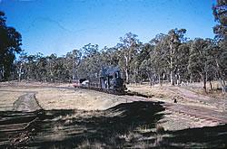 Dennis O'Brien Collection Oberon Tarana Heritage Railway 71