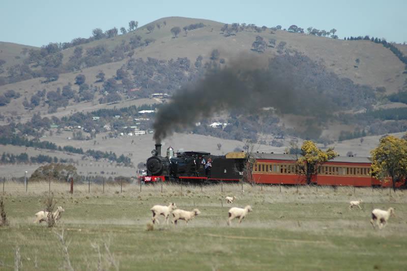 Graham Stanley Collection Oberon Tarana Heritage Railway 3