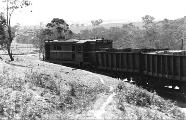 Dr John Kramer Collection Oberon Tarana Heritage Railway 4