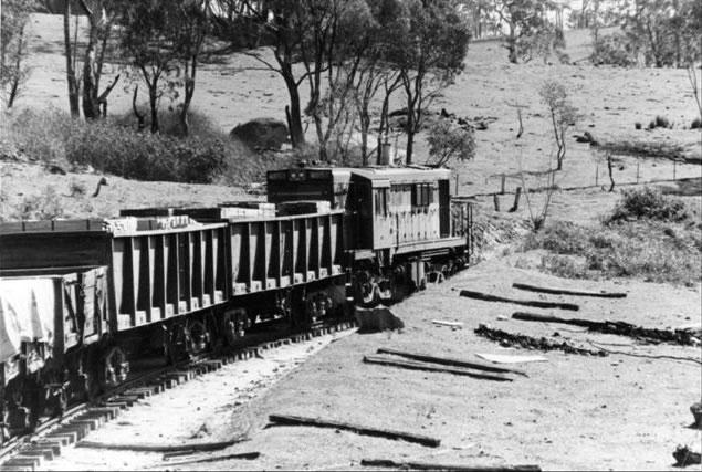 Dr John Kramer Collection Oberon Tarana Heritage Railway 5