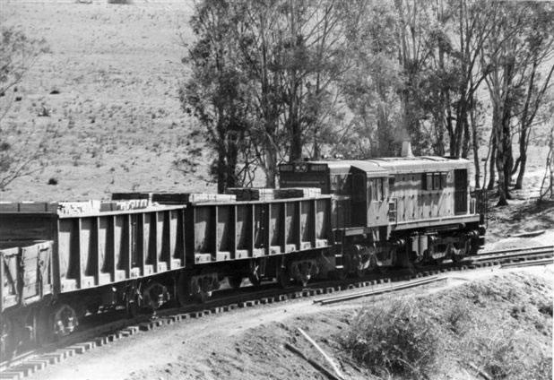 Dr John Kramer Collection Oberon Tarana Heritage Railway 6