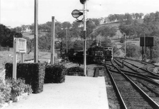 Dr John Kramer Collection Oberon Tarana Heritage Railway 8
