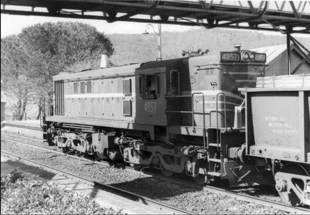 Dr John Kramer Collection Oberon Tarana Heritage Railway 9