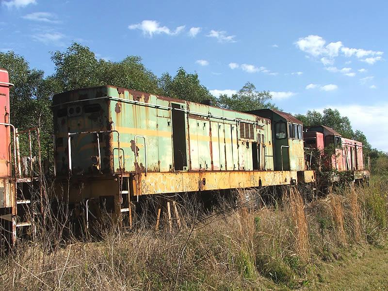 Dennis O'Brien Collection Oberon Tarana Heritage Railway 73