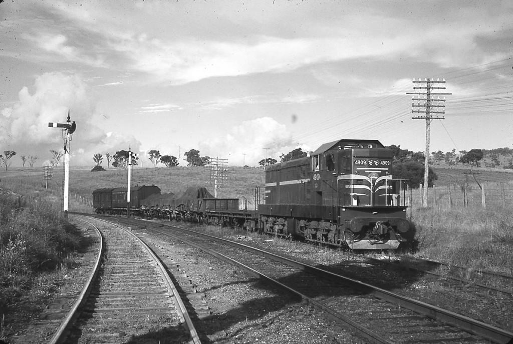 Graham Stanley Collection Oberon Tarana Heritage Railway 1