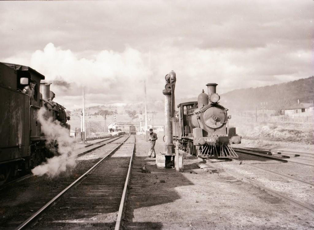 Ron Preston Collection Oberon Tarana Heritage Railway 26