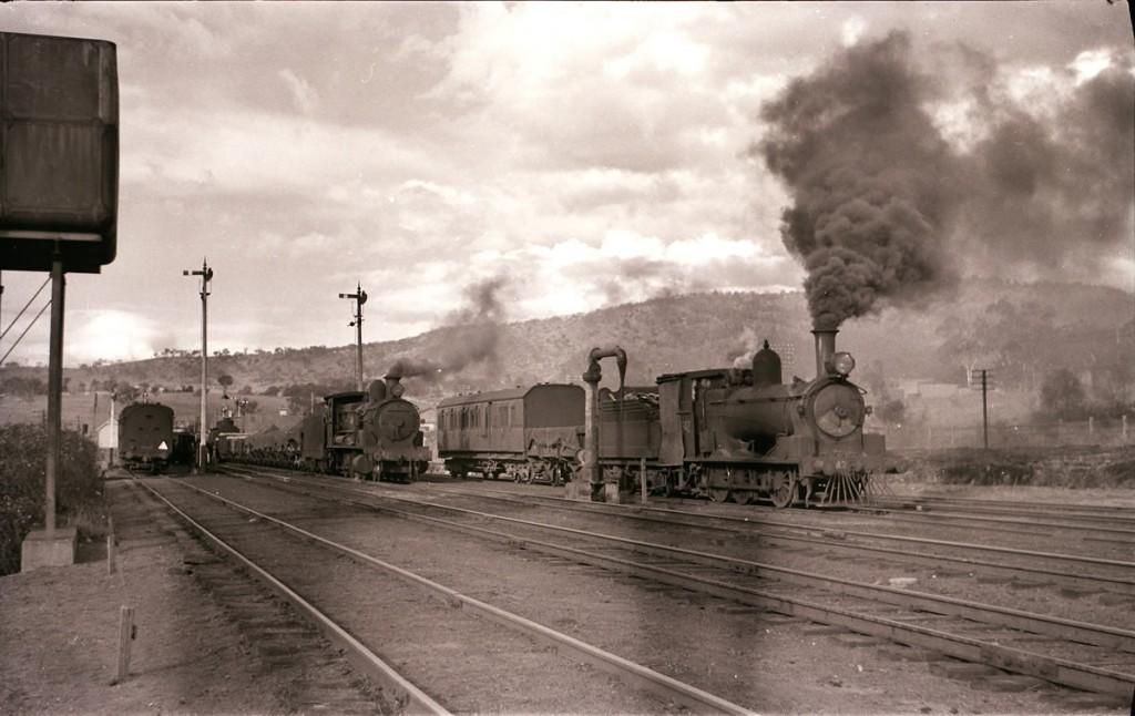 Ron Preston Collection Oberon Tarana Heritage Railway 27
