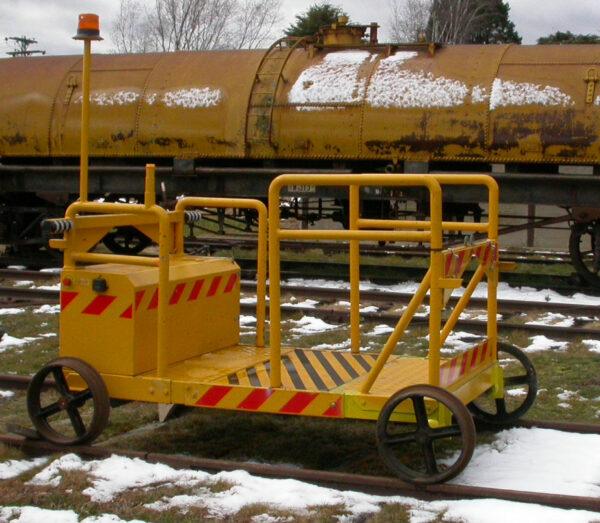 Track Maintenance Vehicles Oberon Tarana Heritage Railway 19