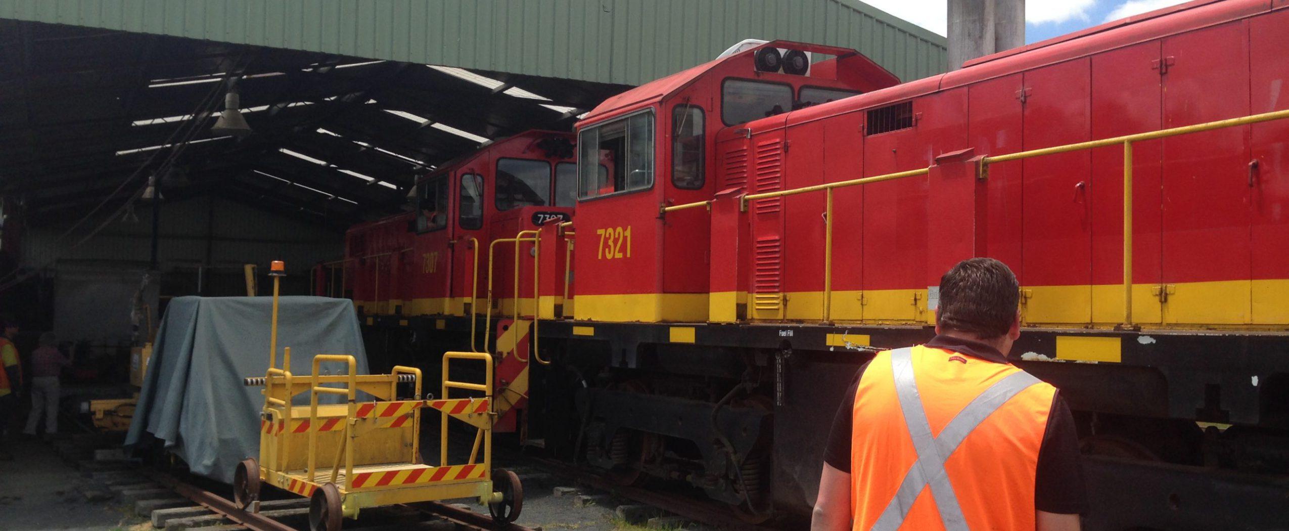 Home Oberon Tarana Heritage Railway 1