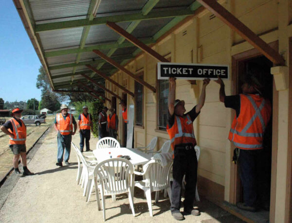 Historic Buildings Oberon Tarana Heritage Railway 7