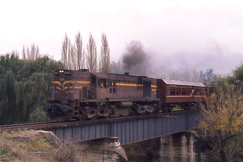 Philip Vergison Collection Oberon Tarana Heritage Railway 1