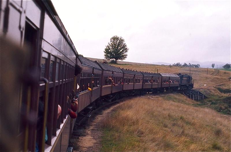 Philip Vergison Collection Oberon Tarana Heritage Railway 2