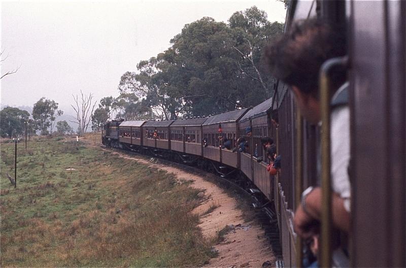 Philip Vergison Collection Oberon Tarana Heritage Railway 3