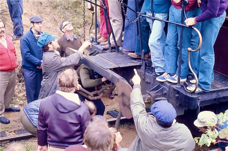 Philip Vergison Collection Oberon Tarana Heritage Railway 5