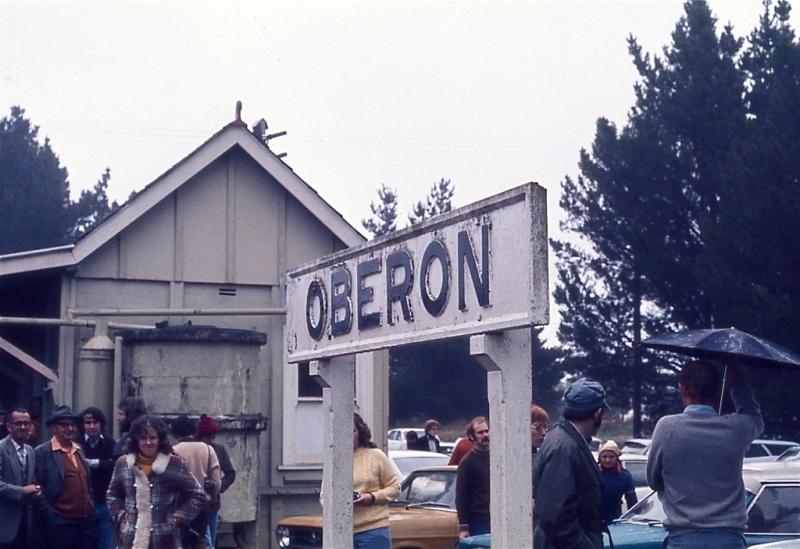 Philip Vergison Collection Oberon Tarana Heritage Railway 8