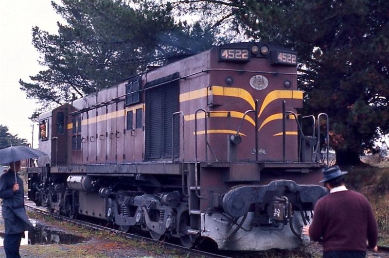 Philip Vergison Collection Oberon Tarana Heritage Railway 9