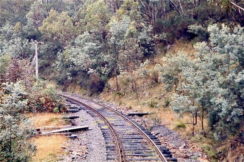 Philip Vergison Collection Oberon Tarana Heritage Railway 10