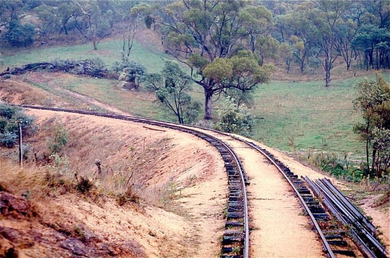 Philip Vergison Collection Oberon Tarana Heritage Railway 11
