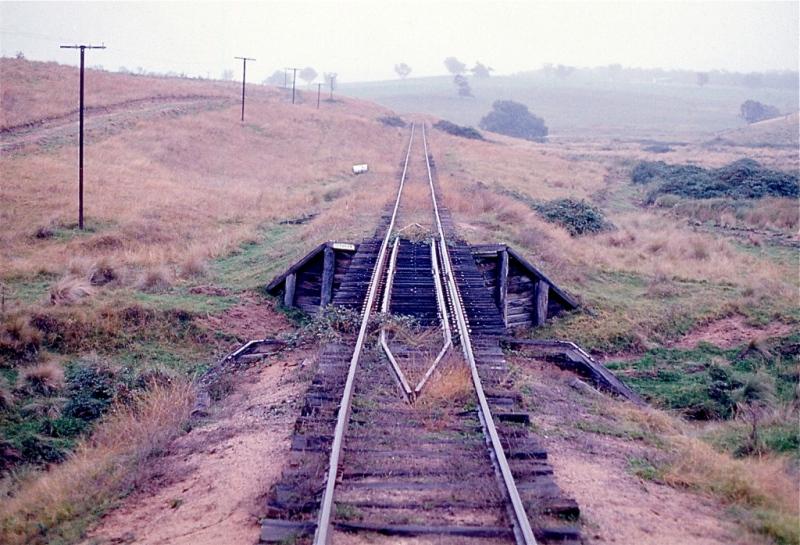 Philip Vergison Collection Oberon Tarana Heritage Railway 12