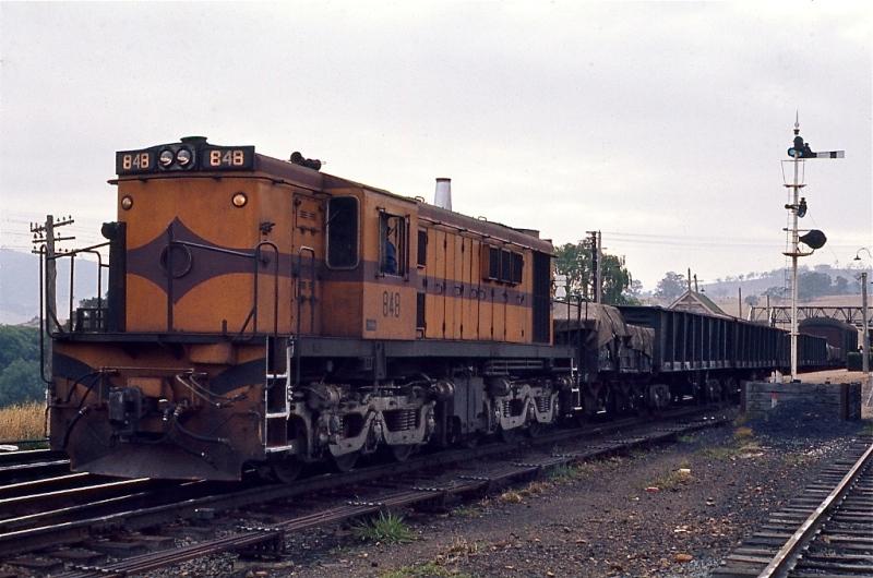 Philip Vergison Collection Oberon Tarana Heritage Railway 13