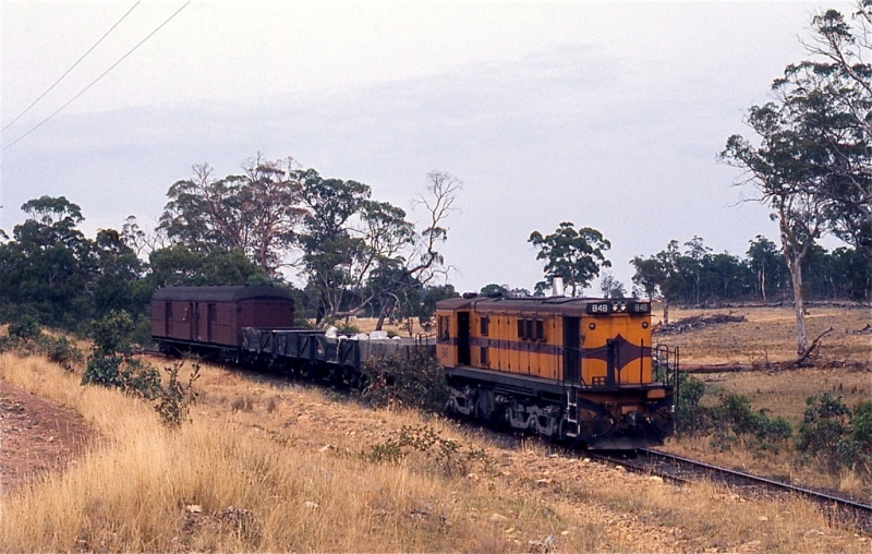 Philip Vergison Collection Oberon Tarana Heritage Railway 20