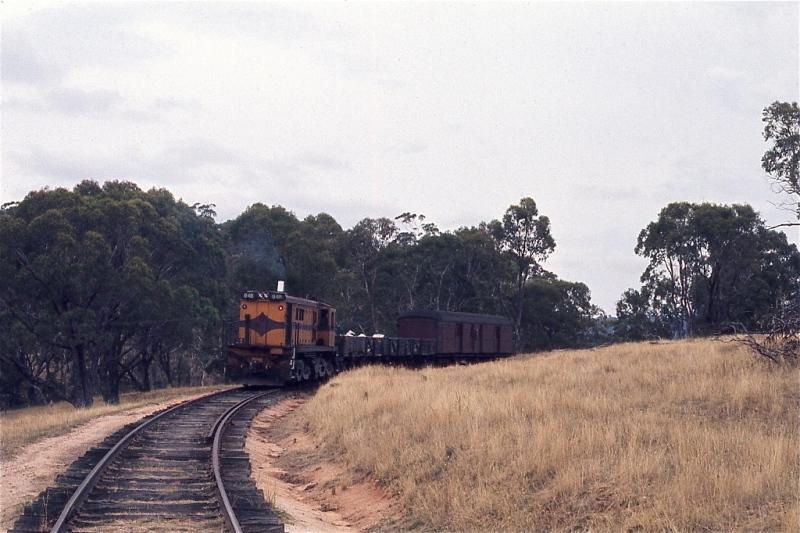 Philip Vergison Collection Oberon Tarana Heritage Railway 21