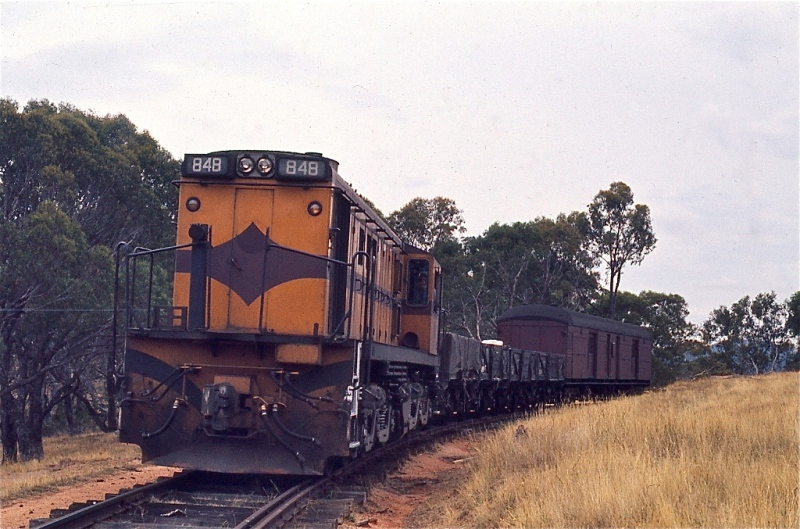 Philip Vergison Collection Oberon Tarana Heritage Railway 22