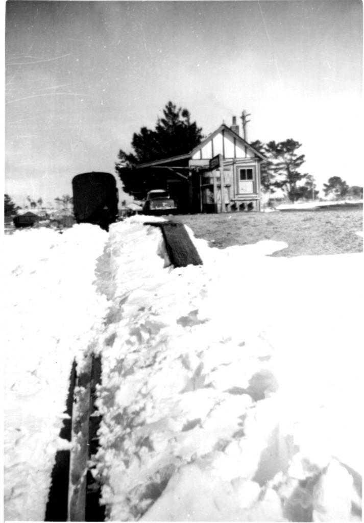 John Watters Collection Oberon Tarana Heritage Railway 5
