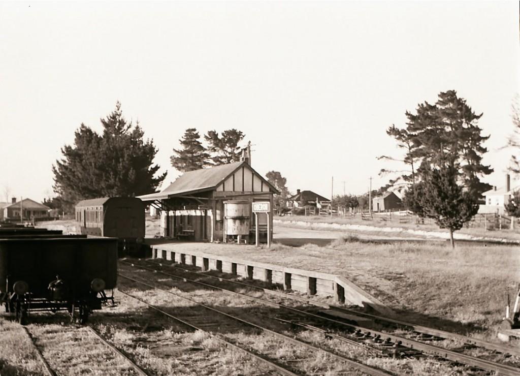 Ron Preston Collection Oberon Tarana Heritage Railway 1