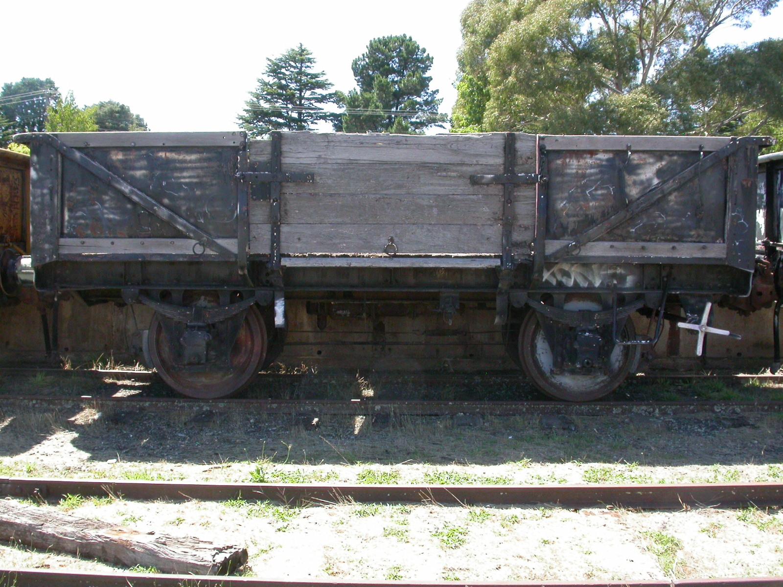 Wagons Oberon Tarana Heritage Railway 7
