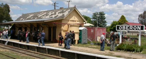 Historic Buildings Oberon Tarana Heritage Railway 3