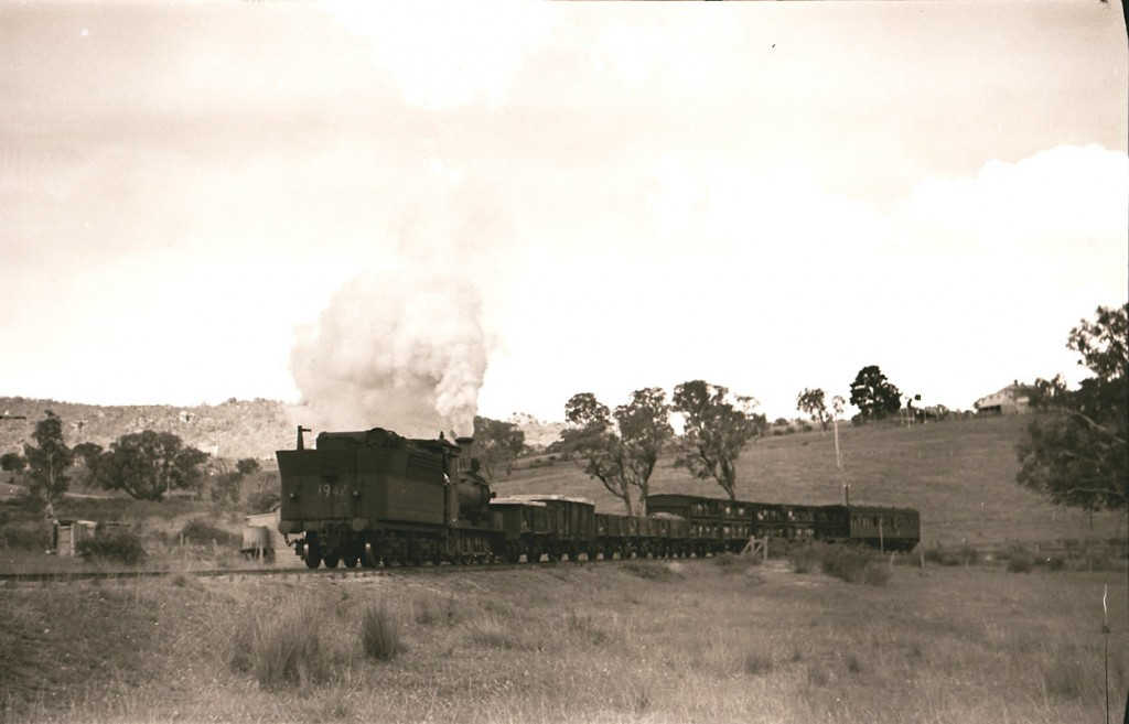 Ron Preston Collection Oberon Tarana Heritage Railway 7