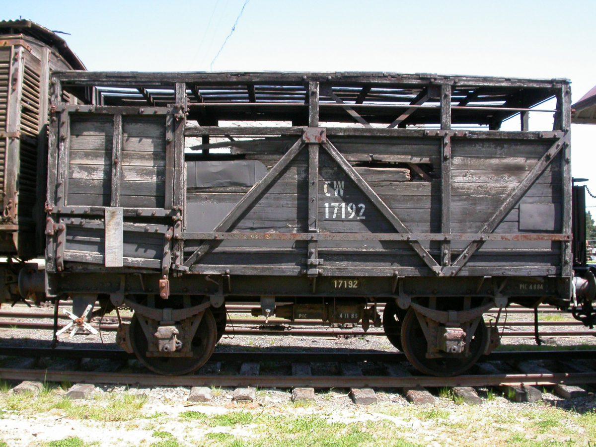 Wagons | Oberon Tarana Heritage Railway