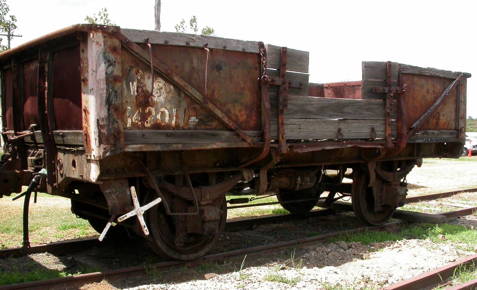 Pre restoration condition