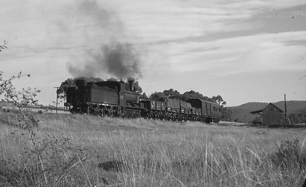 Graham Stanley Collection Oberon Tarana Heritage Railway 4