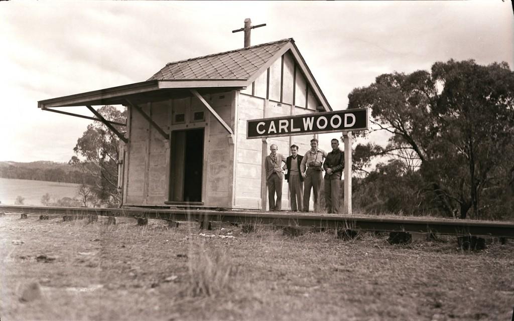 Ron Preston Collection Oberon Tarana Heritage Railway 29