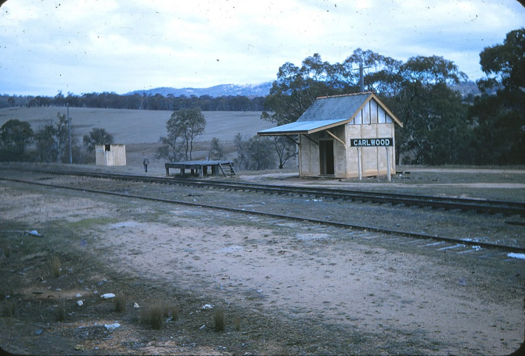 Ron Preston Collection Oberon Tarana Heritage Railway 30