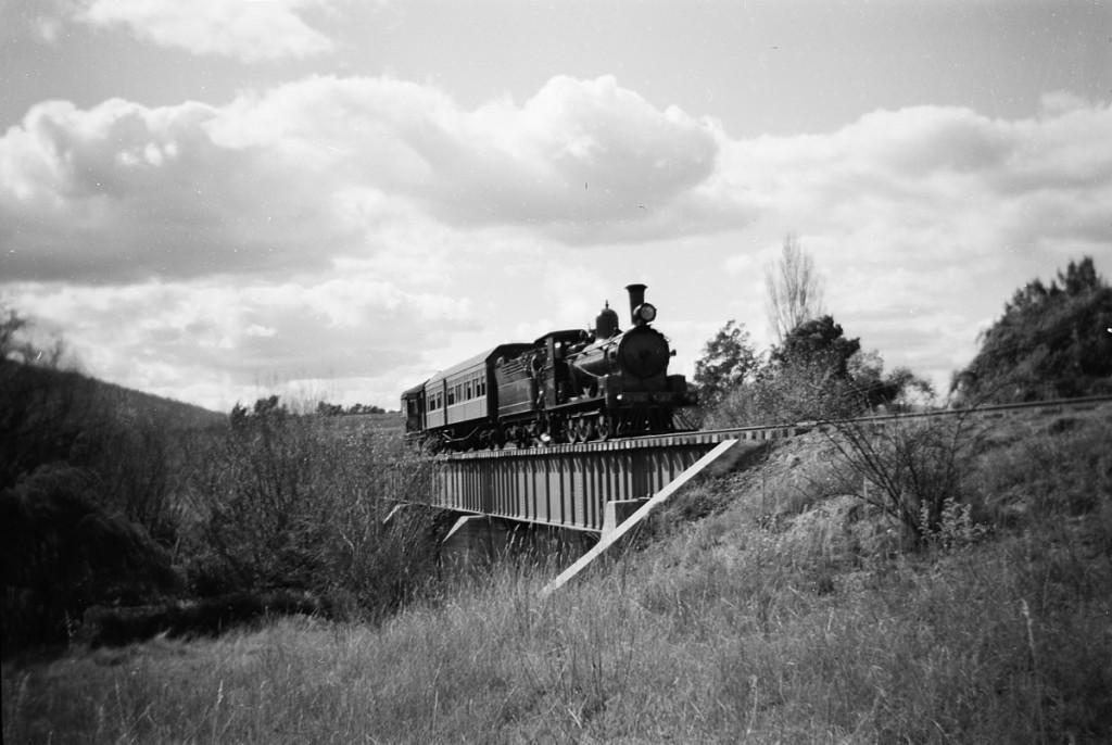 Paul Ballard Collection Oberon Tarana Heritage Railway 1