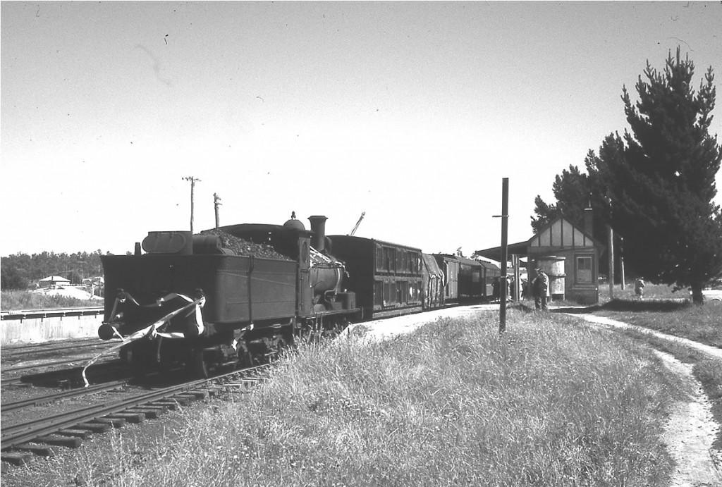 Graham Stanley Collection Oberon Tarana Heritage Railway 5