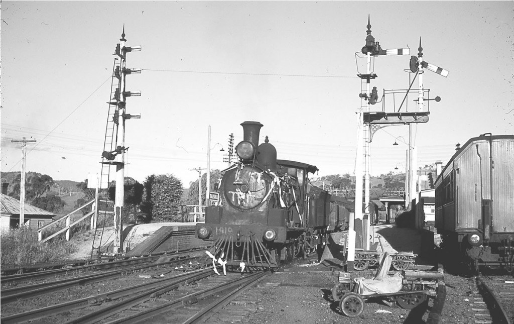 Graham Stanley Collection Oberon Tarana Heritage Railway 6