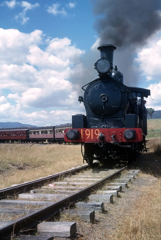 Paul Ballard Collection Oberon Tarana Heritage Railway 3