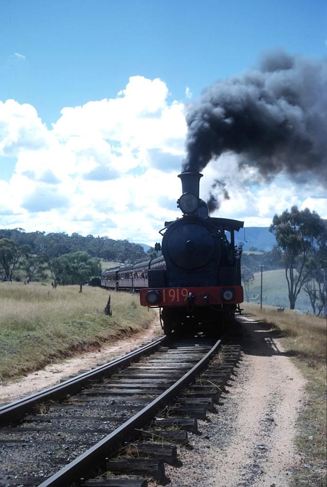 Paul Ballard Collection Oberon Tarana Heritage Railway 4
